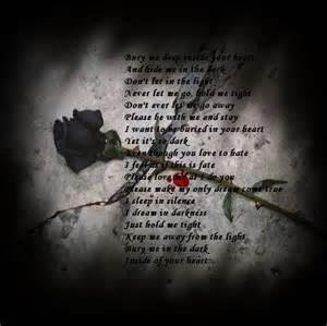 Pics photos sad love poems girl