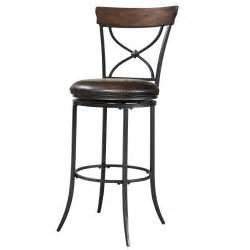 Black And Brown Bar Stools Furniture Black Metal Bar Stools With Striped Brown