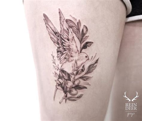 dove with olive branch tattoo 25 splendid olive branch designs tattoobloq