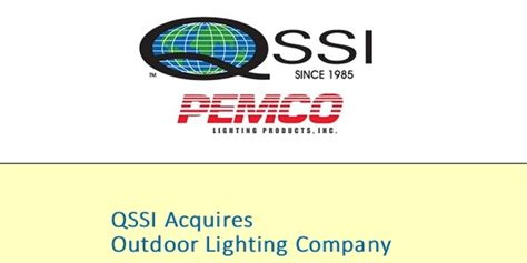 Qssi Lighting by Inside Lighting A Resource For Lighting Professionals