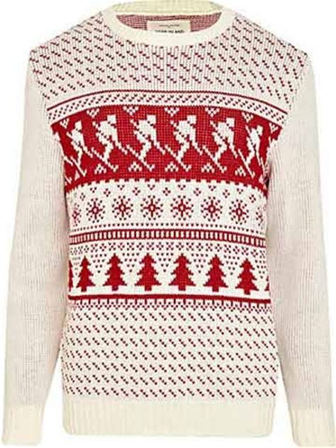 christmas pattern jumpers xmas pictures top 10 men s christmas jumpers uk