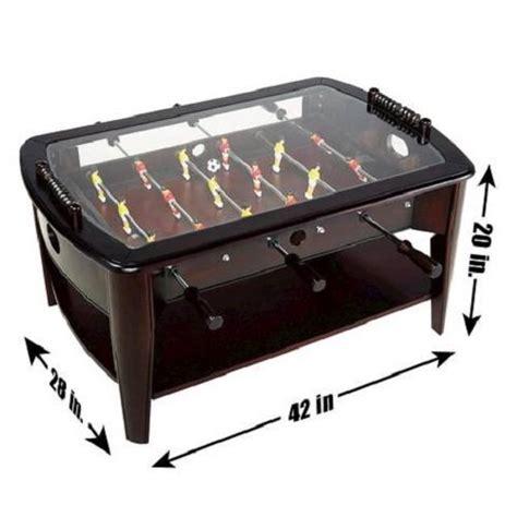 amazon com foosball table coffee foosball table design decoration