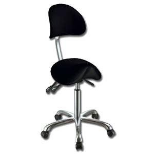 sgabelli ergonomici sgabello ergonomico con schienale bianco o nero