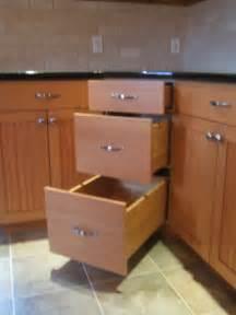 45 degree corner cabinet options