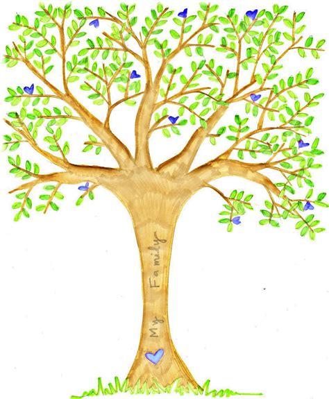 Tree Family family tree boy version the headed hostess