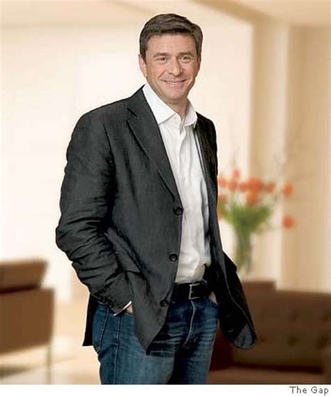 Gap Ceo Paul Pressler Fired by Gap President Ceo To Leave Company Sfgate