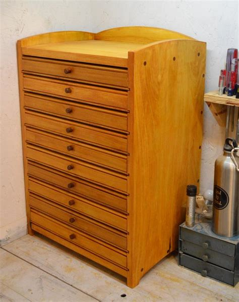 Wooden Tool Chest With Drawers Plans by Small Tool Chest Of Drawers By Ayryq Lumberjocks