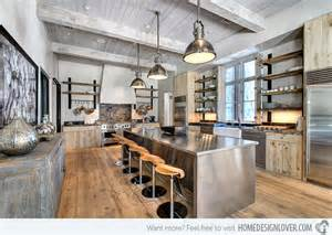 Industrial Kitchens Design 15 Outstanding Industrial Kitchens Decoration For House