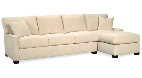 lee industries sofa crate barrel sectional chaise lounge sofa modern style sectional chaise