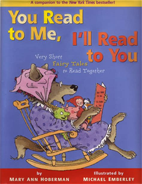 by the time you read this ill be dead prezi you read to me i ll read to you by mary ann hoberman