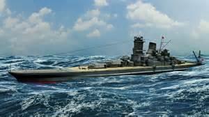 Full Size Sofa Bed Japanese Battleship Musashi 3d Model Fbx Ma Mb