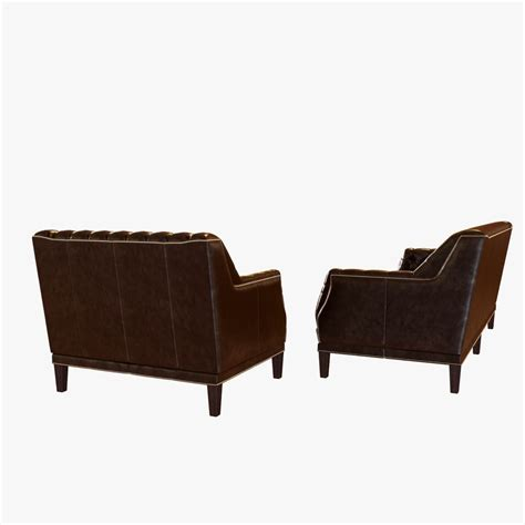 bespoke sofa bespoke custom sofa and chair 3d model max obj 3ds fbx