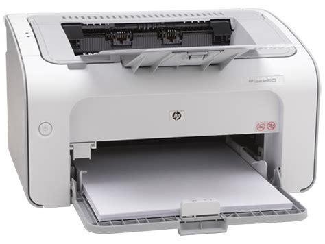 Printer Laser Paling Murah printer hp laserjet pro p1102 p1102w jual harga dan