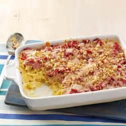 reuben noodle casserole recipe taste of home