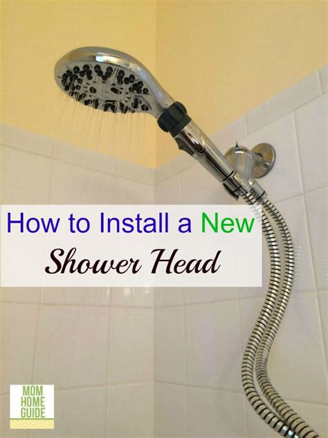 how to install shower head in bathtub wonderful how to install a shower head in a bathtub