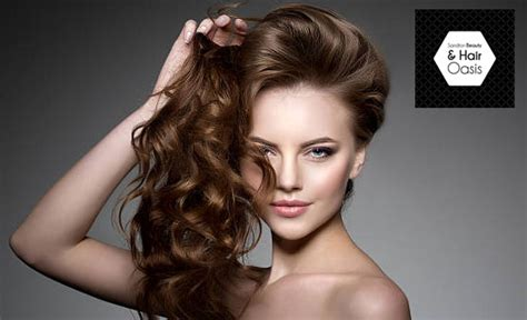 haircut deals johannesburg sandton beauty hair oasis vouchers spa beauty health