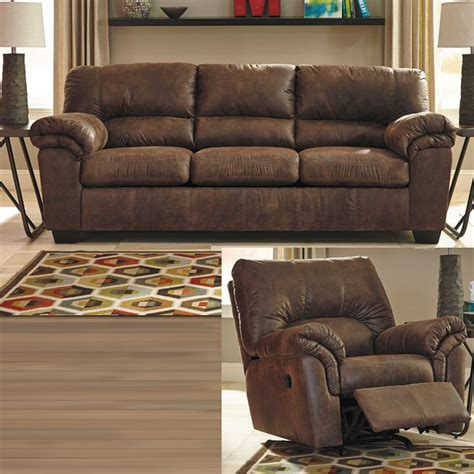 bladen sofa and loveseat brown furniture bladen sofa recliner rent to own