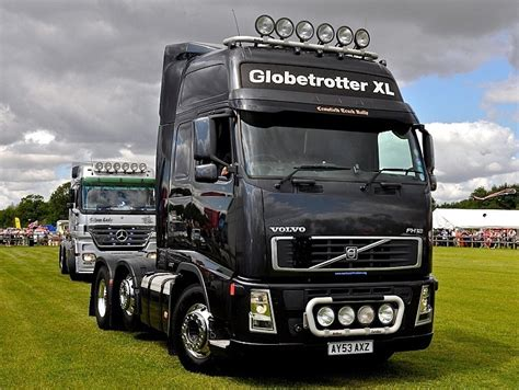 truck photos volvo globetrotter xl