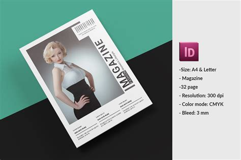 indesign template lookbook indesign fashion lookbook template on behance
