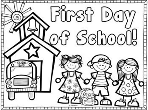 preschool coloring pages school back to school coloring page freebie