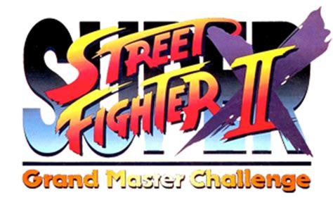 fighter 2 grand master challenge fighter ii x grand master challenge
