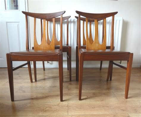 G Plan Dining Room Furniture Antiques Atlas Retro G Plan Dining Chairs