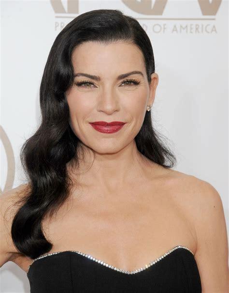 ju ianna julianna margulies the hottest celebrity hair and makeup