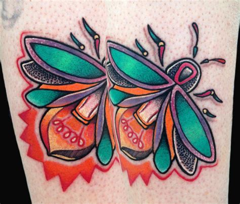 lightning bug tattoo lightning bug by matt stebly tattoos