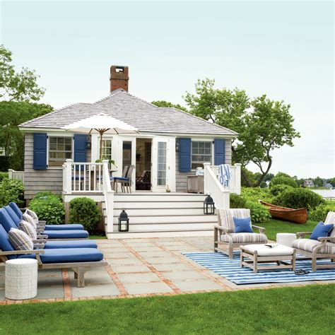 house beautiful cottage living magazine tiny htons beach house 5 tiny coastal cottages