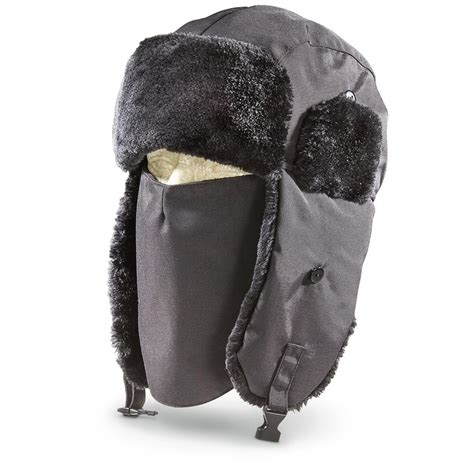 Trapper Hat igloos 200 gram thinsulate insulation trapper hat with