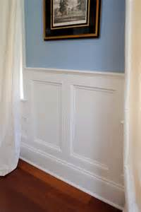 Wainscoting Baseboard Another Style Of Wainscoting Rental Renovations