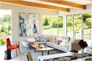 loud living room decor