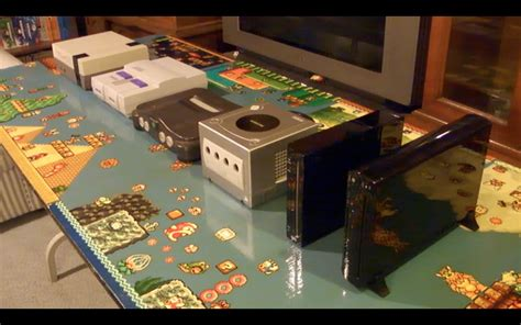 wii vs n64 graphics system wii u size comparison to wii gamecube n64 snes and nes