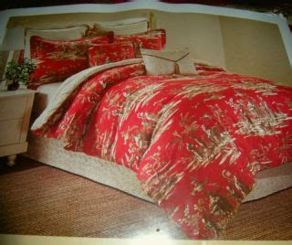 oriental comforters sets bed in a bag new asian oriental dragon land comforter sheet set queen