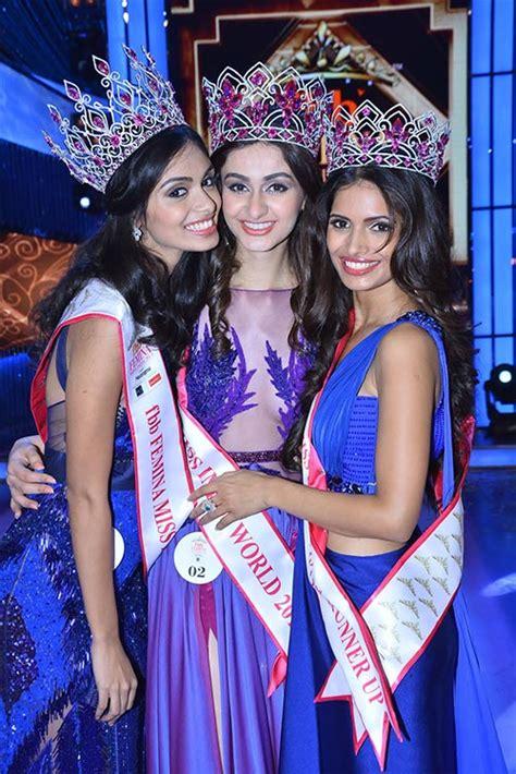 india winner aditi arya crowned femina miss india 2015
