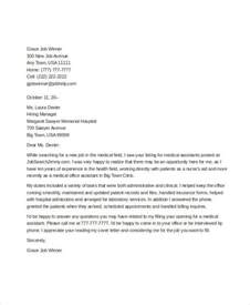 letter template 9 free sle exle format