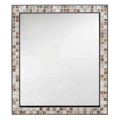 tiled bathroom mirrors framed bathroom mirrors bath the home depot