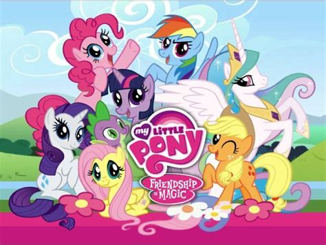 film kartun my little pony of ponies and bronies animation world network