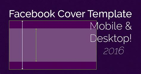 ingenious facebook cover photo mobile desktop template