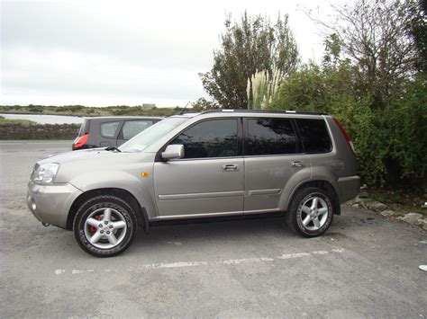 2002 nissan x trail pictures information and specs