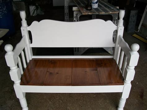 bed frame bench another bed frame bench by jfred lumberjocks com woodworking community