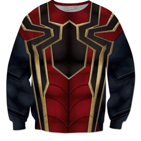 Sweater Iron Dealldo Merch iron spider shirt and sweater