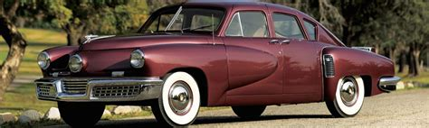 An Tucker tucker history the tucker automobile club of america