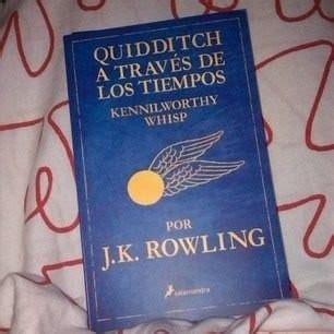 quidditch a traves de quidditch a trav 233 s de los tiempos j k rowling libro fisic u s 6 99 en mercado libre