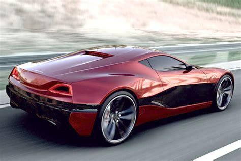 Schnellstes Auto Der Welt Kroatien by Bilder Rimac Concept One Iaa Bilder Autobild De