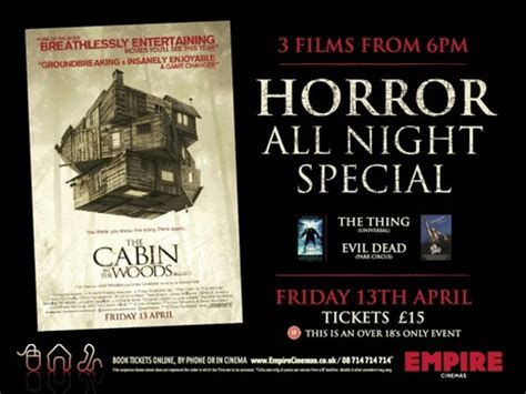 film ghost synopsis empire cinemas film synopsis horror all night special