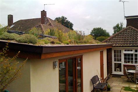 about the small green roofs guide