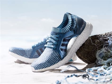 adidas releases new parley waste plastic shoes business insider