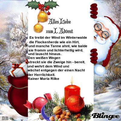 Schönen Advent Bilder by F 252 R Meine Freunde Einen Sch 246 Nen 1 Advent Bild 135537067