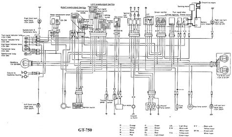 xs1100 wiring diagram wiring diagram with description